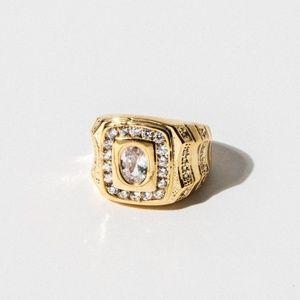 New Child of Wild The Varsity Ring Gold